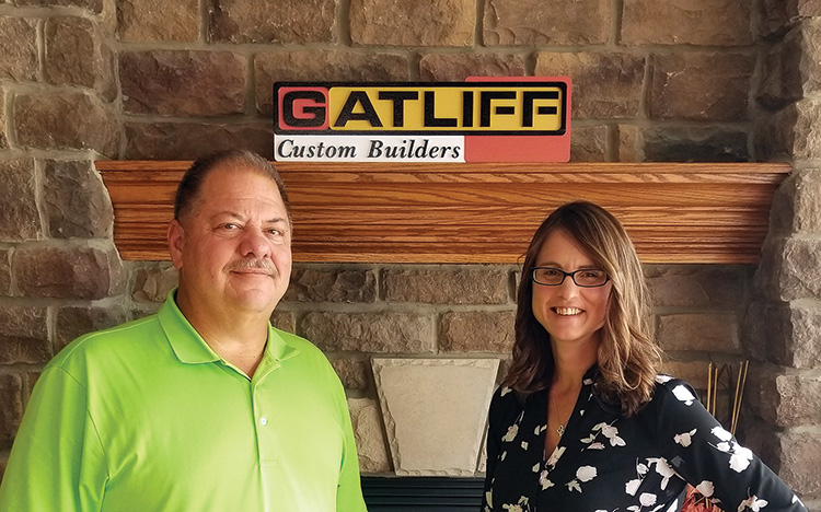 about gatliff custom homes